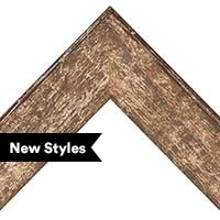 Image of Rustic Casual style frame